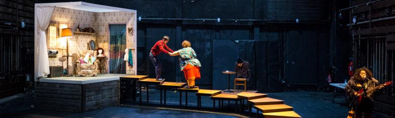 La Vie Devant Soi L Avant Seine Theatre De Colombes